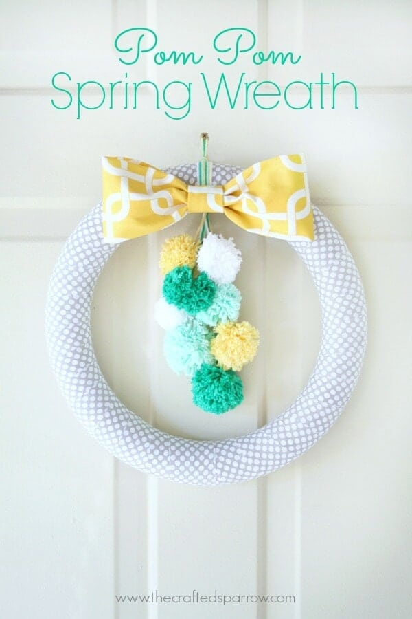 Top 50 Diy Spring Wreaths I Heart Nap Time