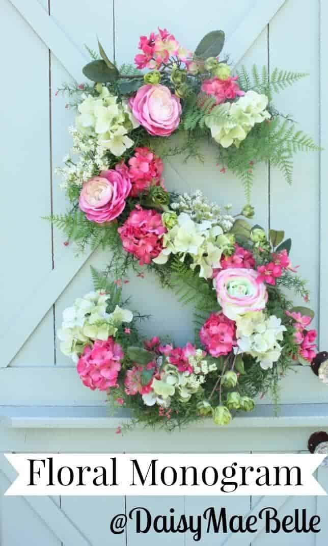 top 50 diy spring wreaths on iheartnaptimecom so many cute ideas - Wreath Design Ideas