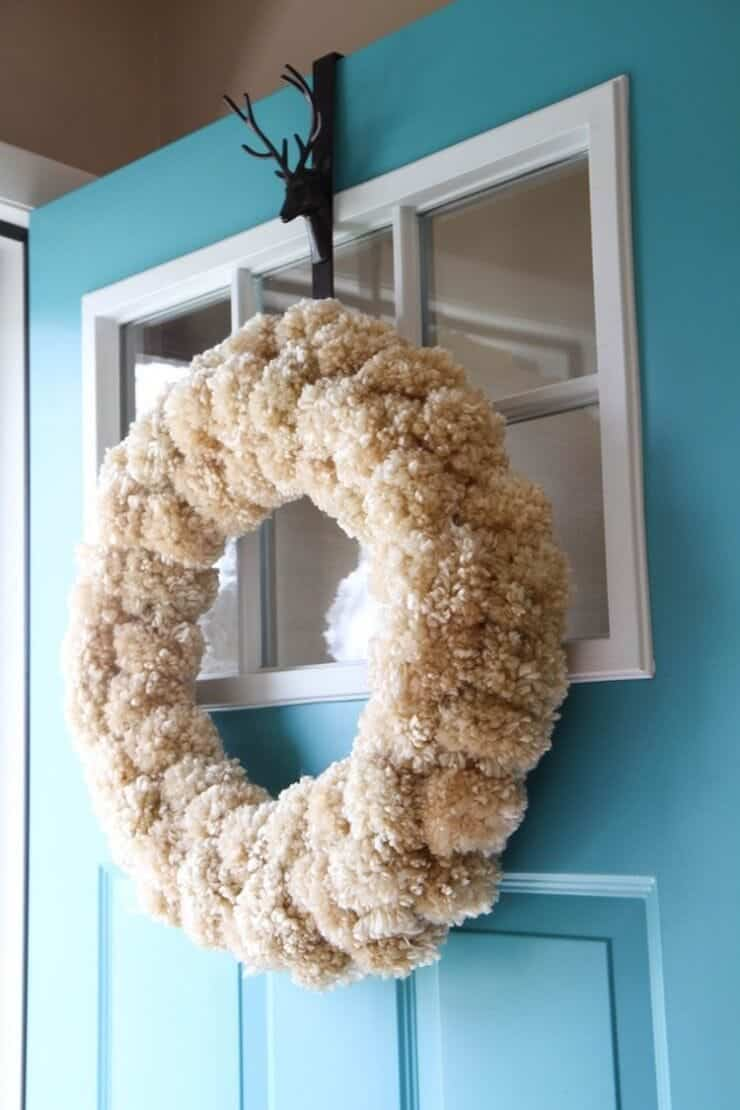 Top 50 DIY Spring Wreaths On Iheartnaptime.com  So Many Cute Ideas!