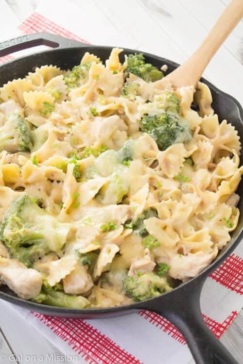 Top 50 skillet meals at i heart naptime