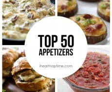 Top 50 Appetizers(featured)
