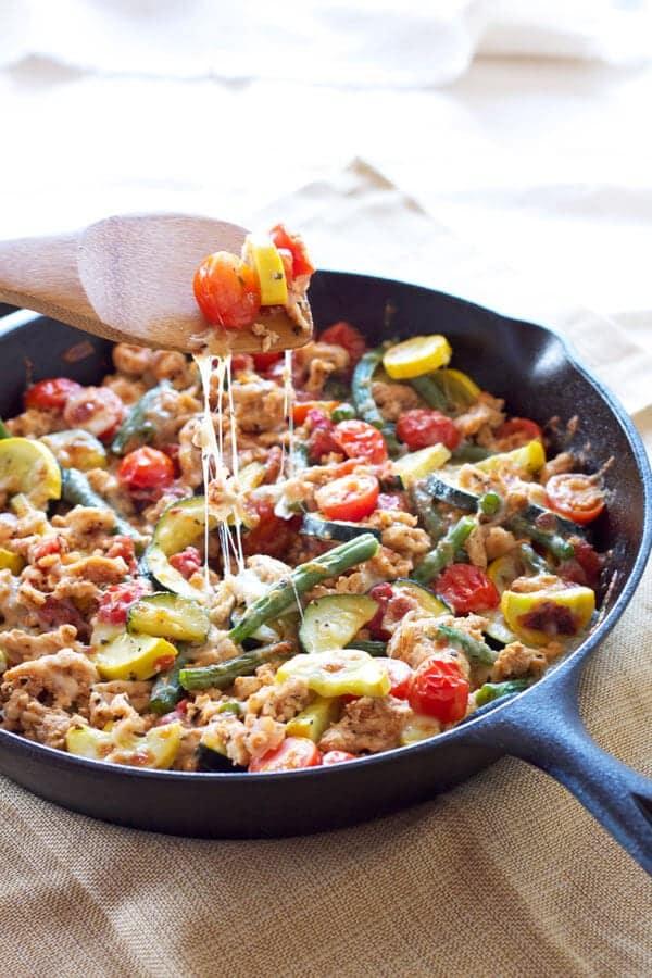 Top 50 skillet recipes at i heart naptime