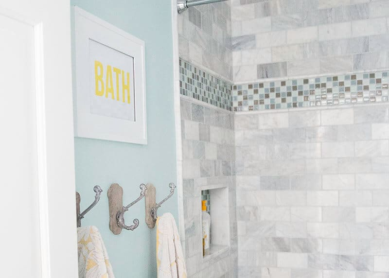 Bathroom makeover free printable i heart nap time
