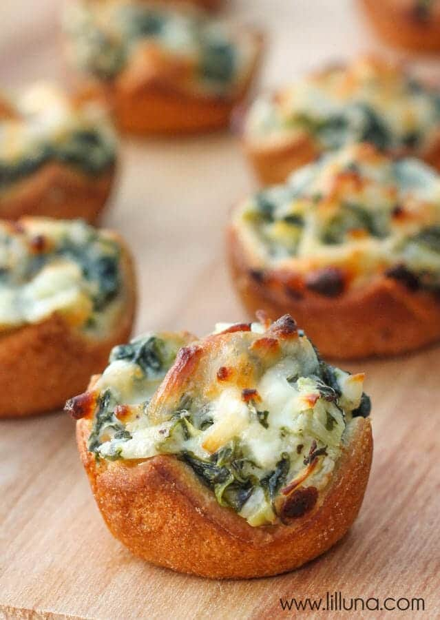Top 50 appetizer recipes at I Heart Naptime