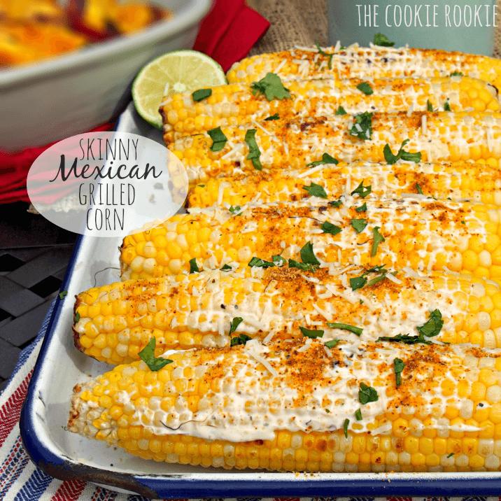 Hombre Mexican Corn Recipe The Kitchen
