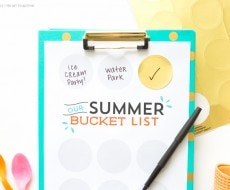 Free Summer Bucket List Printable2