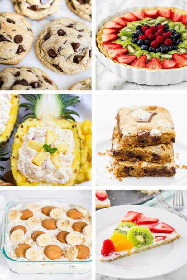 bbq desserts