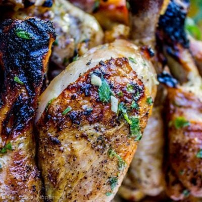 Lemon Tarragon Grilled Chicken