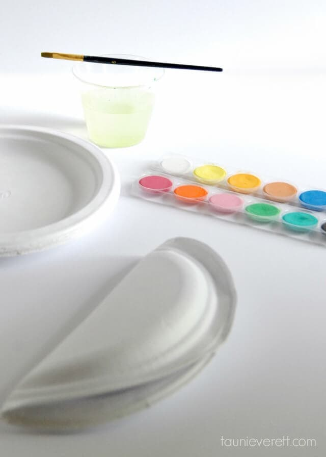 Watercolor Treat Boxes by Tauni for iheartnaptime.com