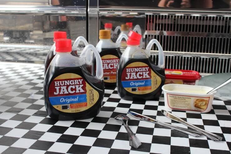 hungry jack nascar