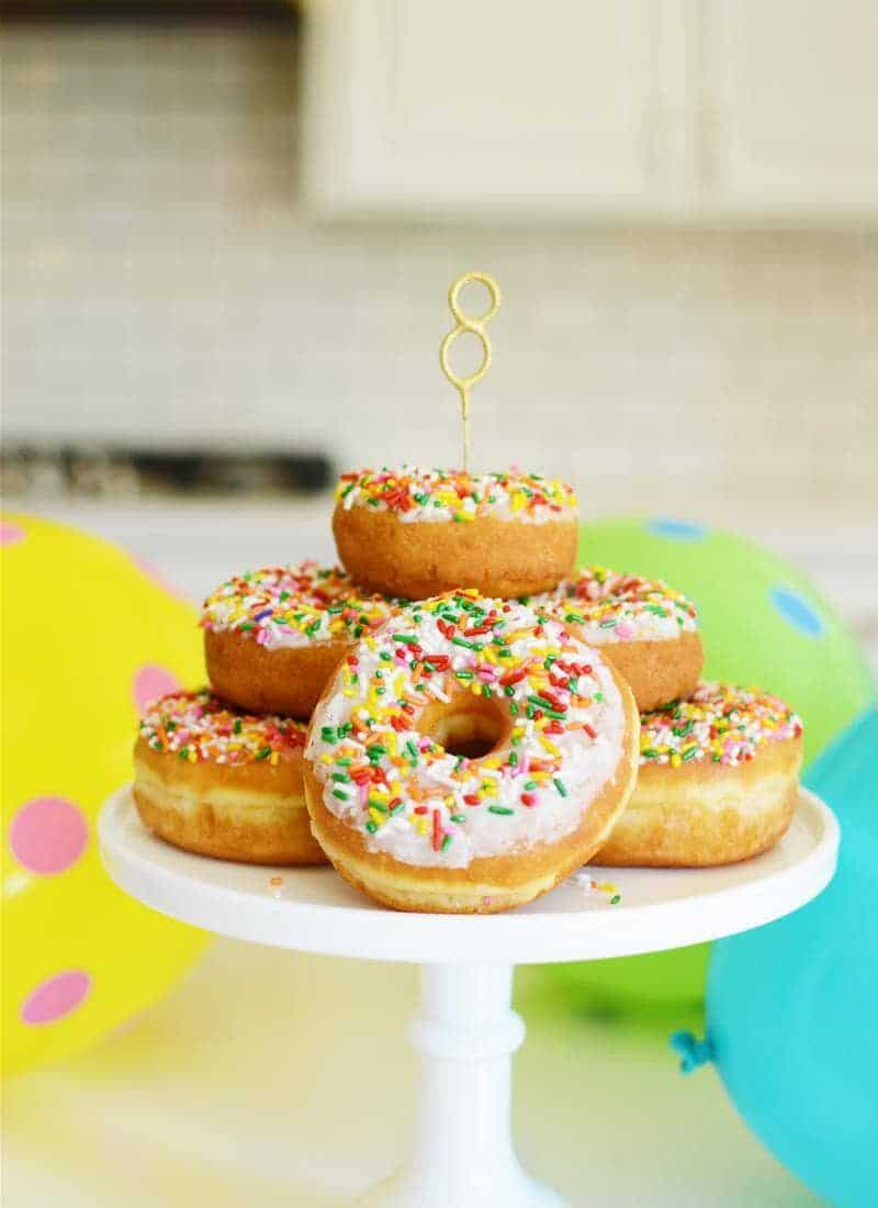 Kids' Surprise Birthday Breakfast by Happy Wish Company for iheartnaptime.com