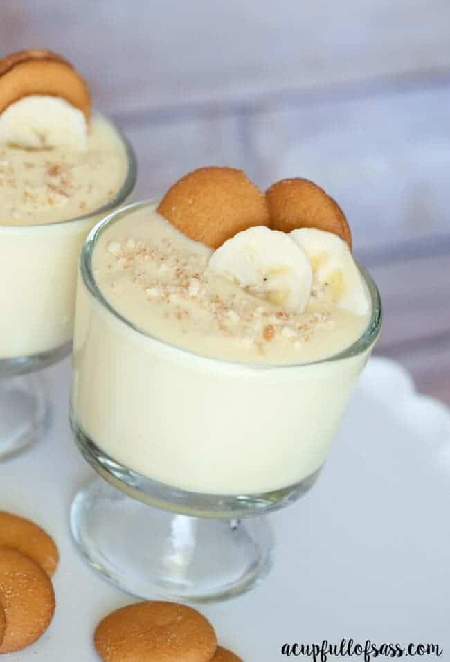 Best Banana Pudding from A Cup Full of Sass for iheartnaptime.com