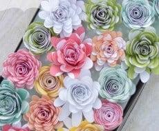 Paper-Flower-Centerpiece