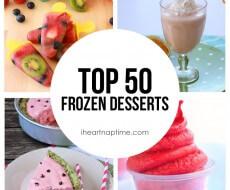 Top 50 Frozen Desserts(featured)