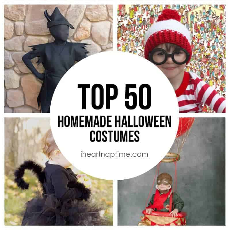 50 homemade halloween costumes i heart nap time top 50 homemade costumesfeatured solutioingenieria Images