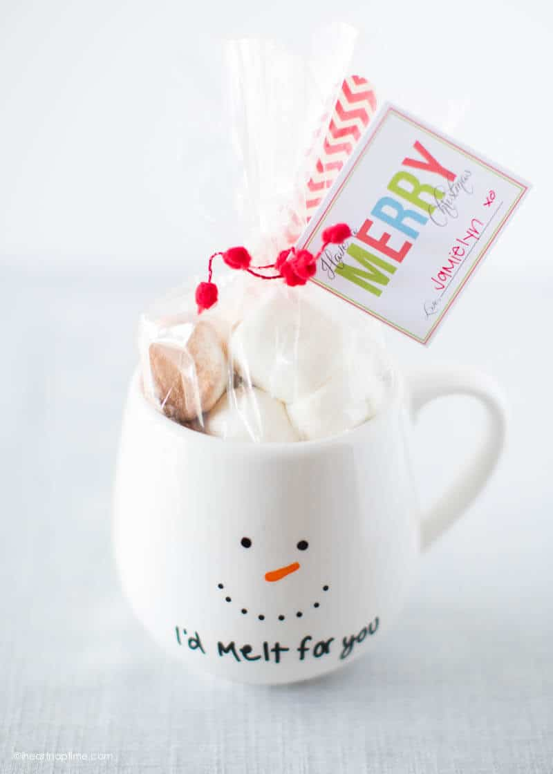 diy painted mug gift idea i heart nap time