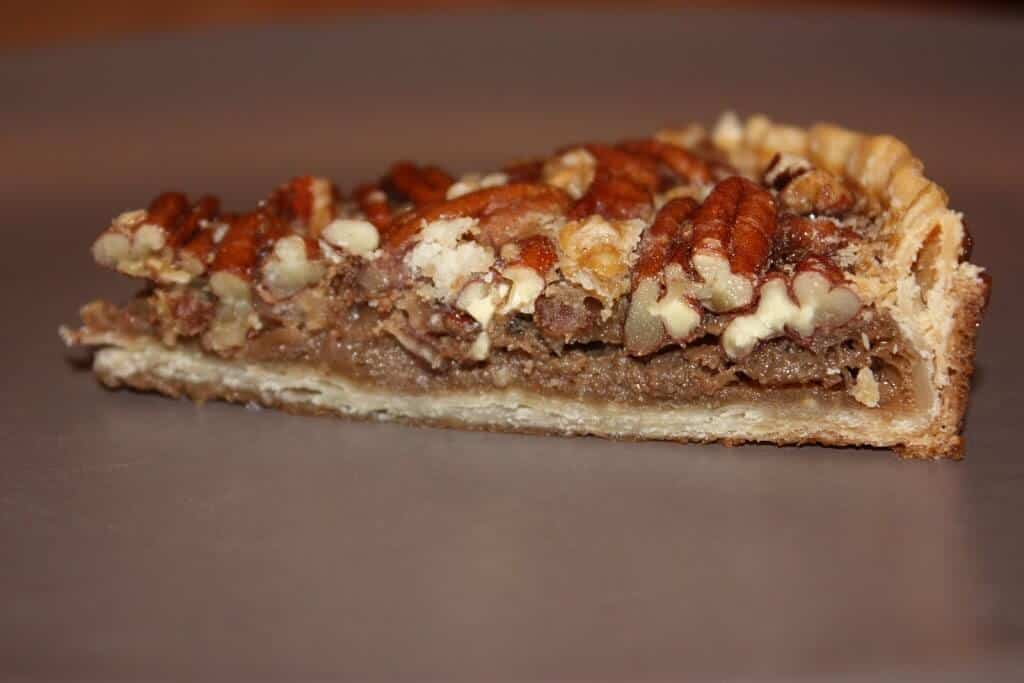 Maple Pecan Tart at Cooking with Crystal