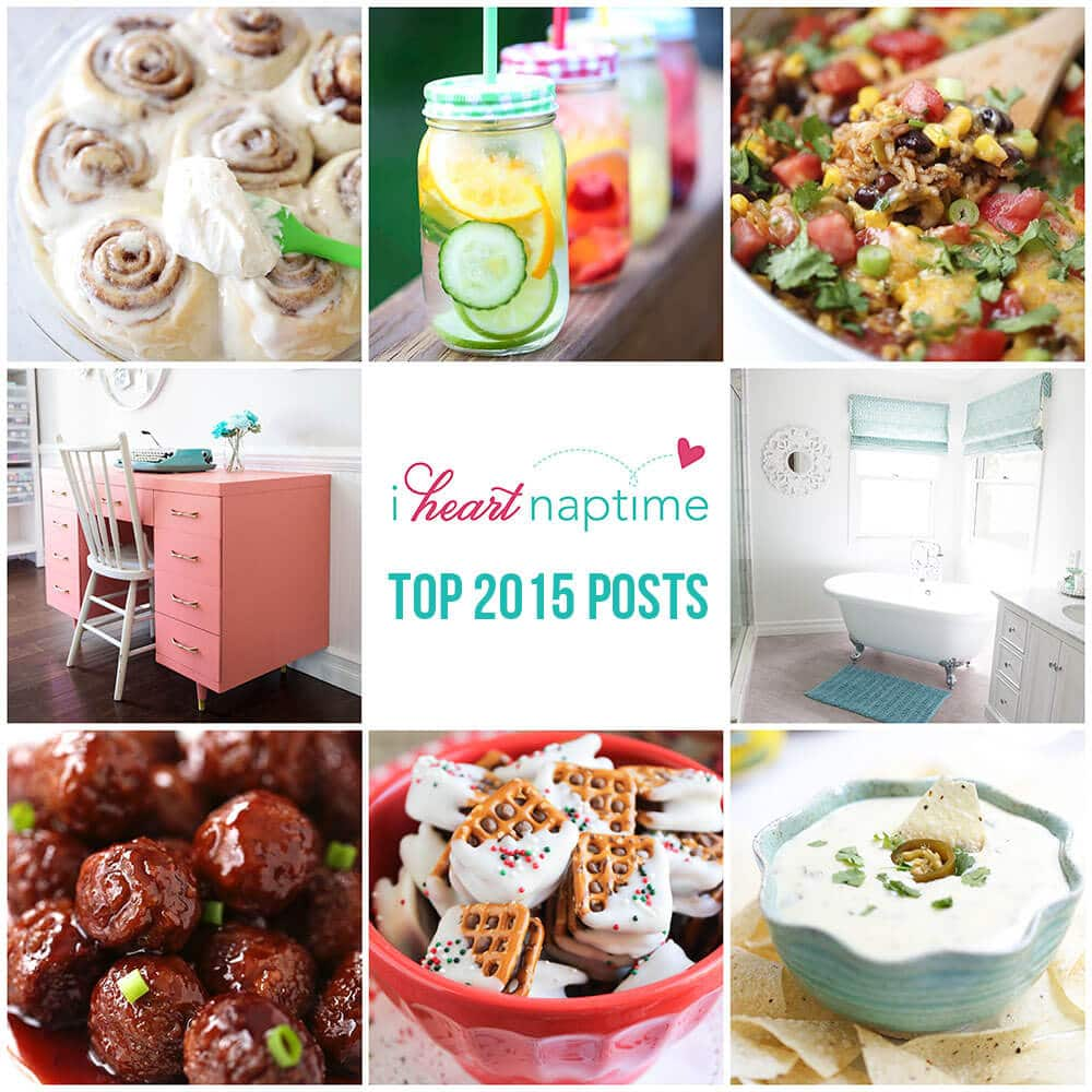 Best of 2015 - our best, most popular posts from 2015. I am taking a look back at our most popular posts from 2015, and gearing up for an exciting and amazing 2016!