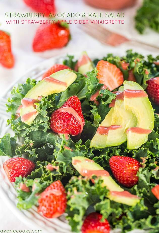 Top 50 Salads - Happy New Year! I am starting my new year with adding more fruits and veggies to my my meals, and these salads are the perfect fit!