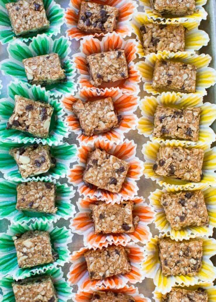 Best of 2016... January: No Bake Granola Bars