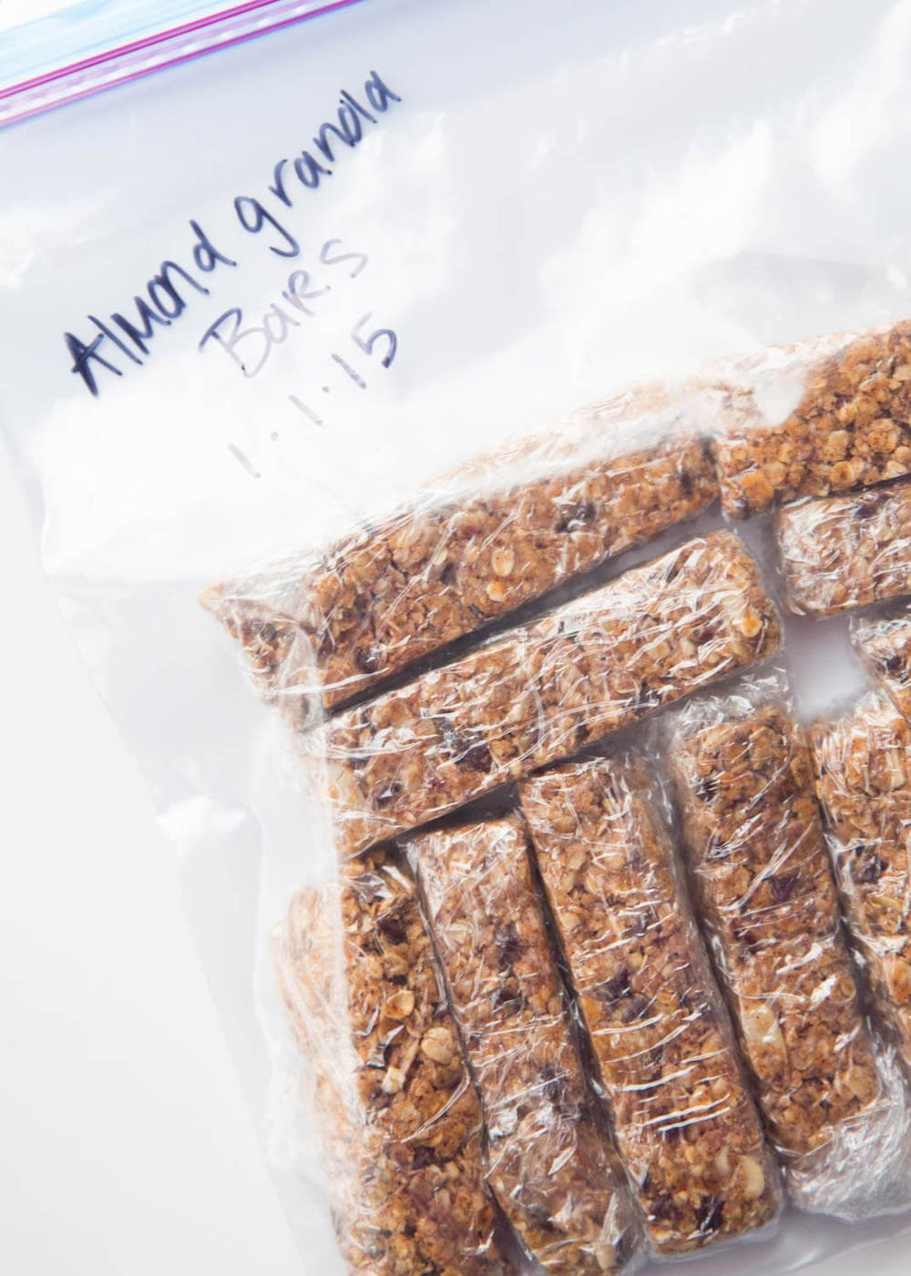 Best Homemade Granola Bar Recipe (No Bake) - I Heart Nap Time