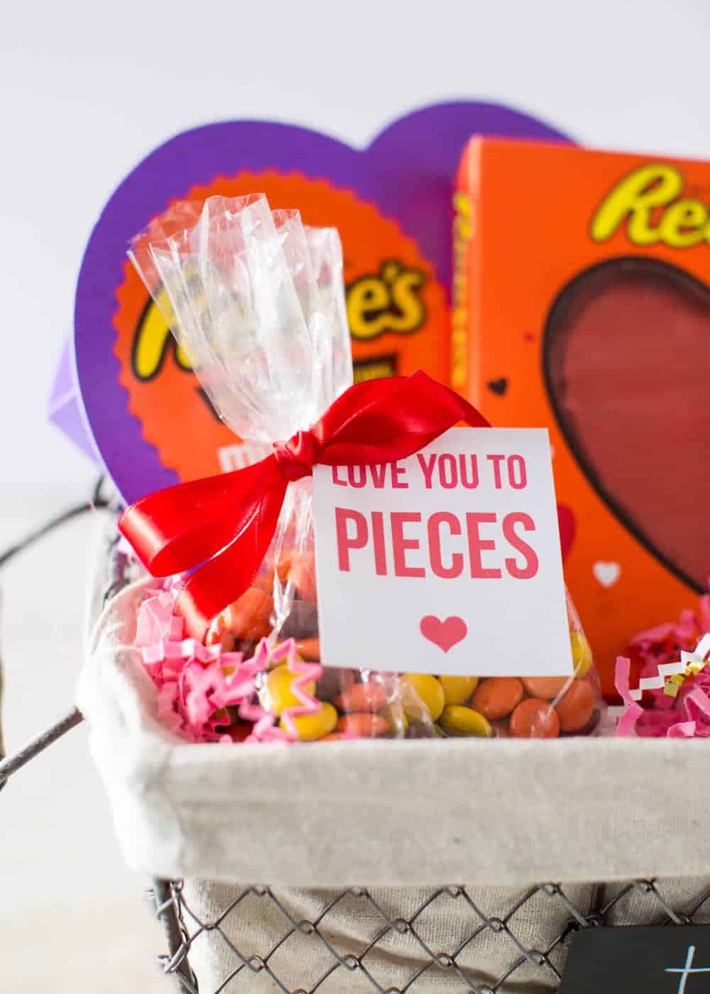 love saying for reese pieces | just b.CAUSE