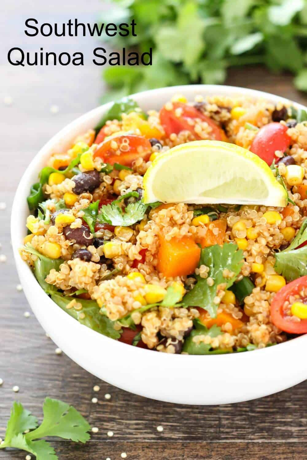 Communication on this topic: Southwestern Quinoa Salad, southwestern-quinoa-salad/