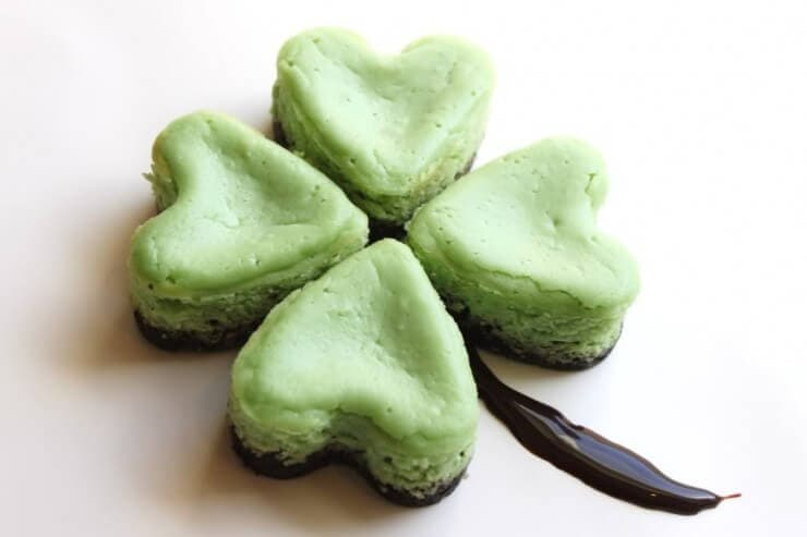 20 Creative St. Patrick's Day Green Food Recipes and Ideas