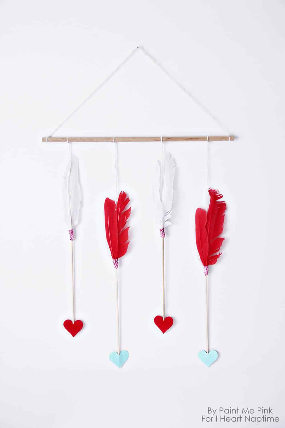 Valentine S Day Arrows Wall Hanging I Heart Nap Time