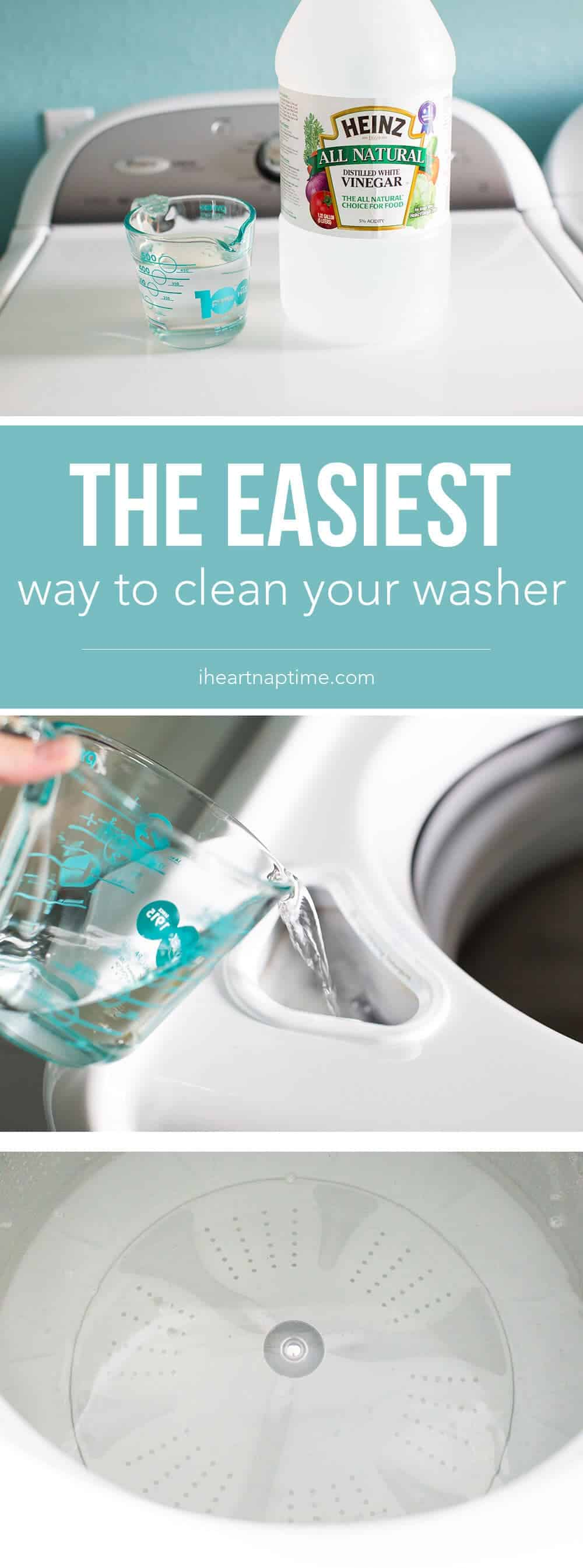 the easiest way to clean your washer i heart nap time here is the easiest way to clean your washer all it takes is