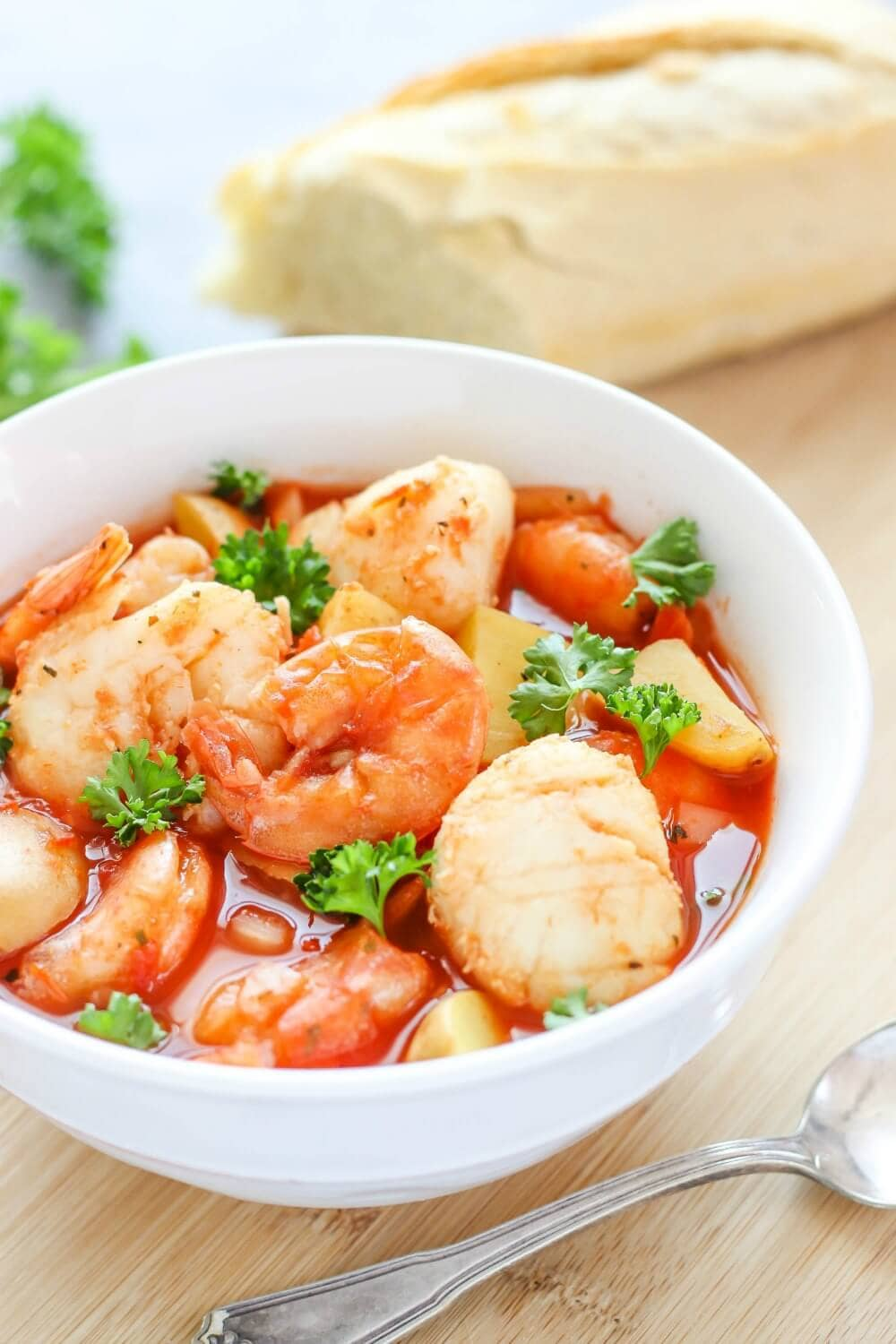 Healthy slow cooker fish recipes for Fish stew recipes
