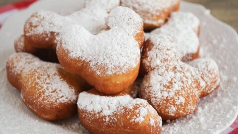 EASY Mickey Mouse Beignets - I Heart Naptime