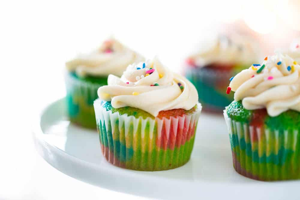 Best Doctored Cake Mix Cupcakes