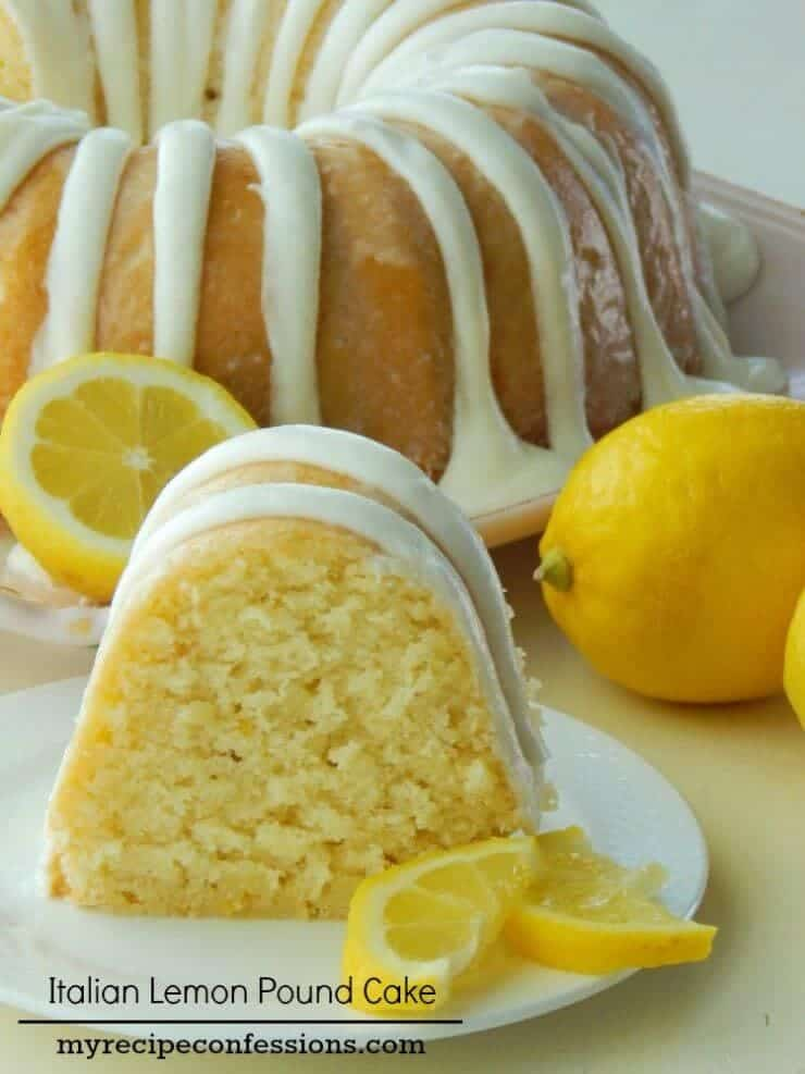 Drizzle For Cream Cheese Pound Cake