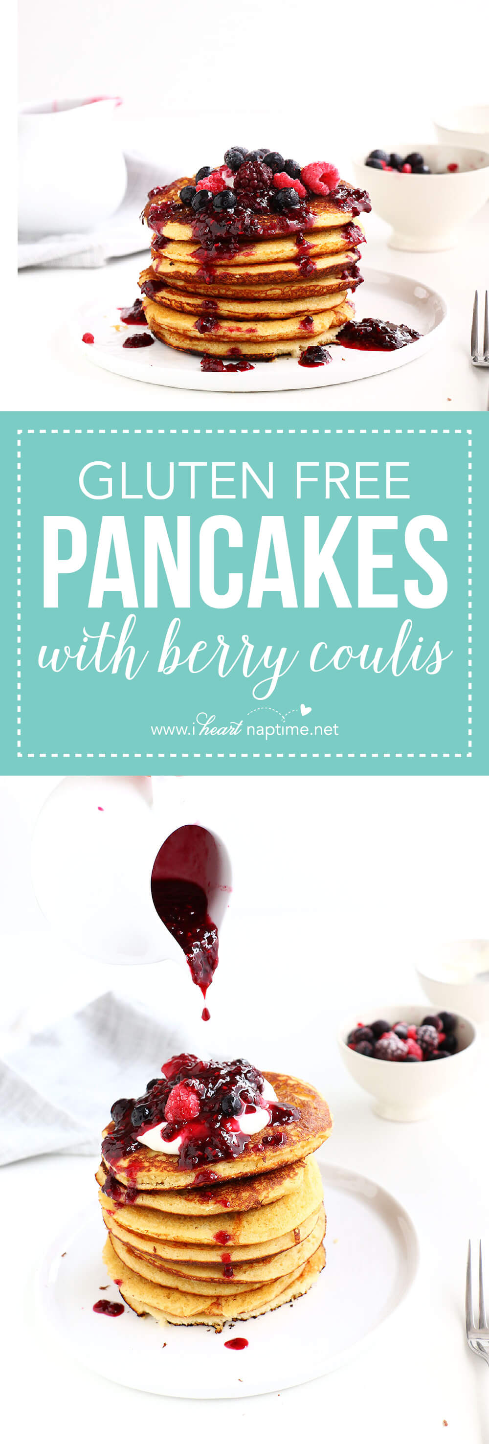 Delicious Gluten-Free Pancakes Recipe — Dishmaps
