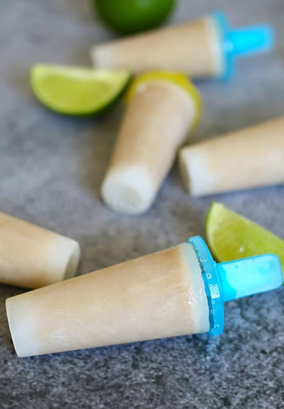 Creamy Dirty Diet Coke Pops on Top 50 Homemade Ice Cream and Popsicle Recipes