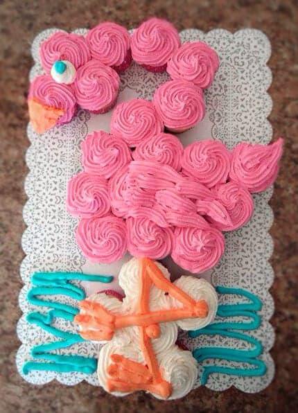 flamingo-party-cake