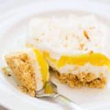 Lemon Coconut Cream Dessert Lasagna... a delicious and easy dessert!