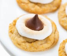 S'mores Cookies... a delicious treat anytime!