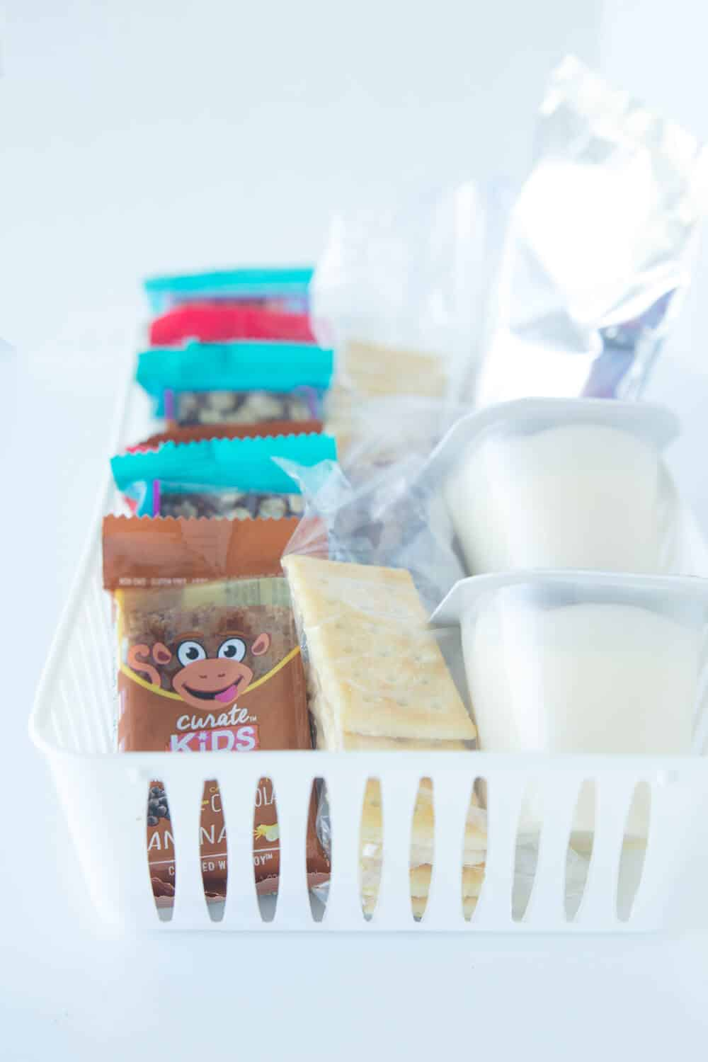 Five Lunchbox Packing Tips... make a grab'n'go station
