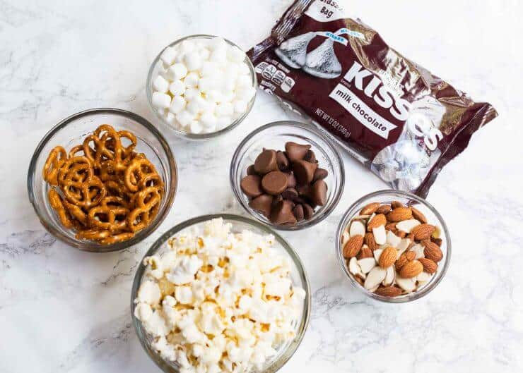 Smores snack mix-2