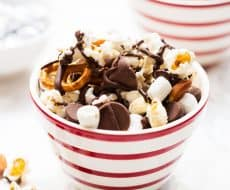 Smores snack mix-7