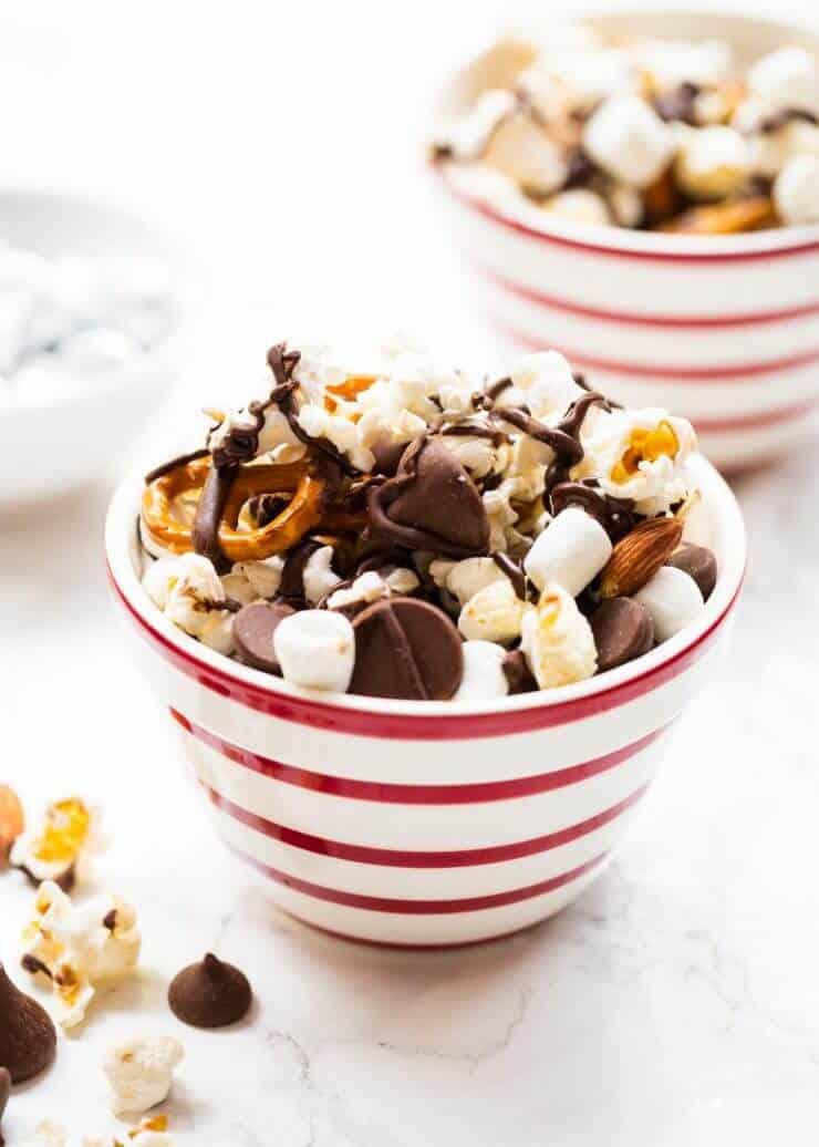Smores snack mix-7