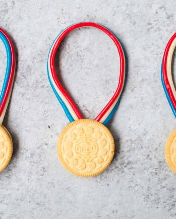 Olympic Snack Ideas... edible metals!