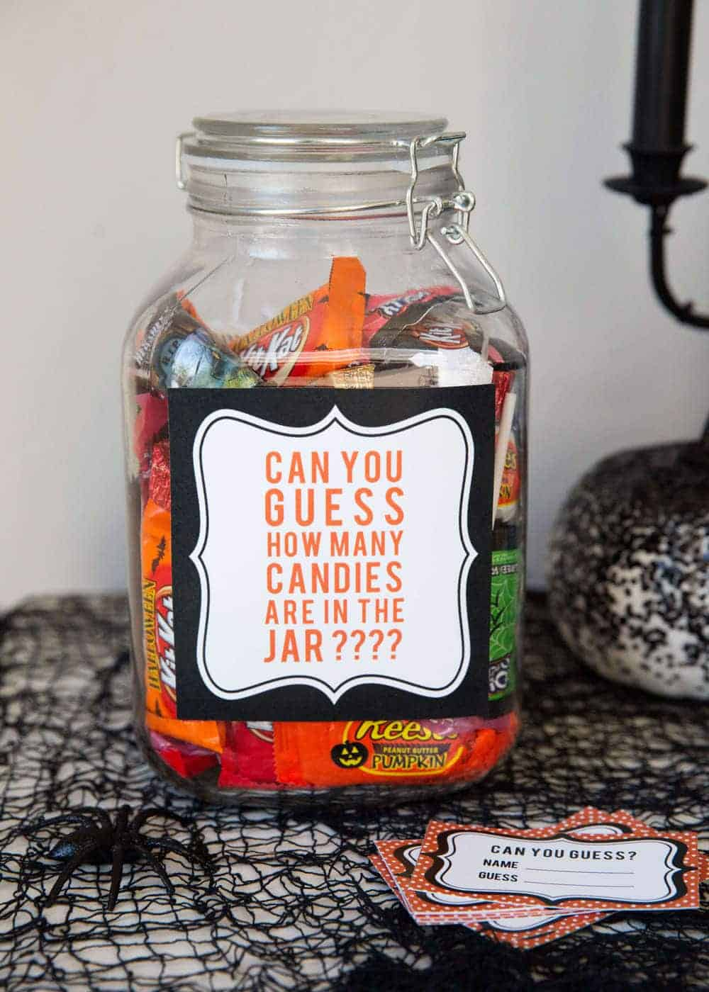 5 easy kids halloween games i heart nap time - Game Ideas For Halloween Party