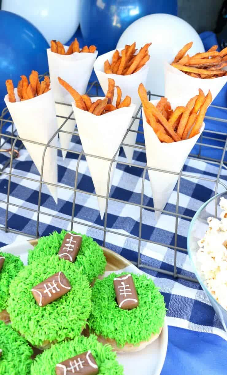 Football Tailgating Party... yum!