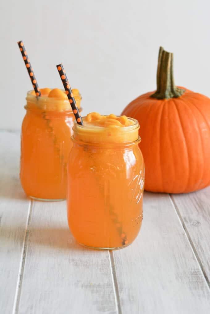 Top 50 Halloween Recipes... Hocus pocus punch
