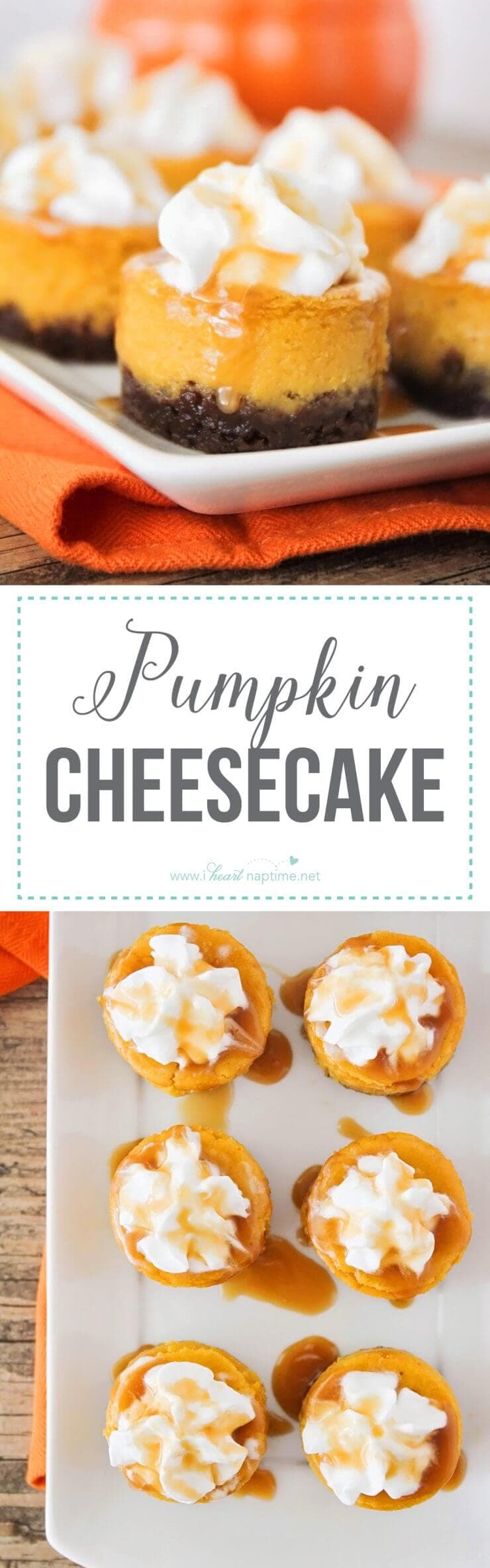 Best Pumpkin Cheesecake Recipe I Heart Naptime