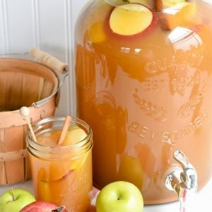 Thanksgiving Punch for a Crowd
