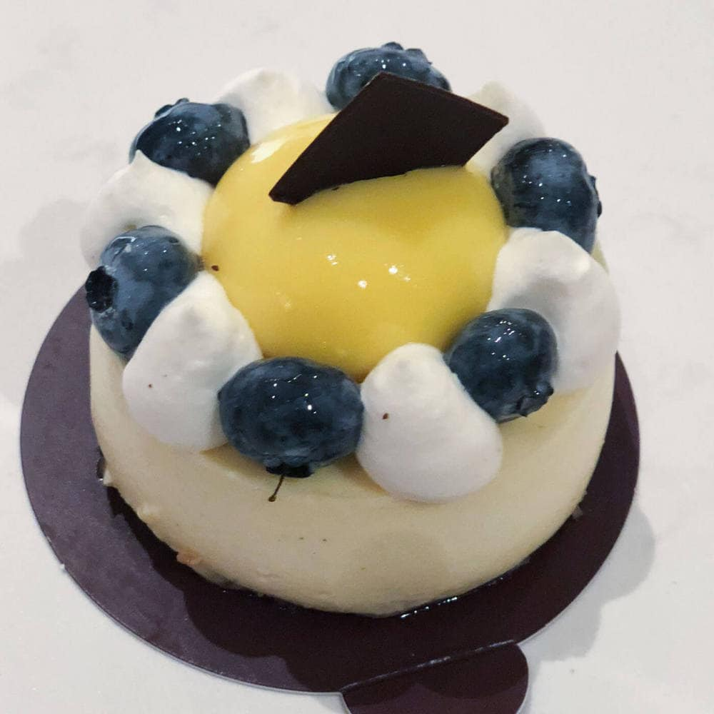 Amorette's cheesecake
